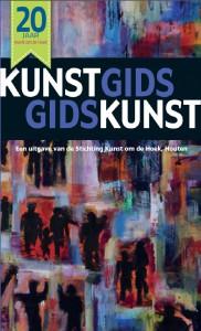 voorpagina Kunstgids KodH 2015